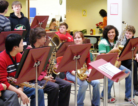 Whitehall Music Parents Assoc. Events 2007-2008